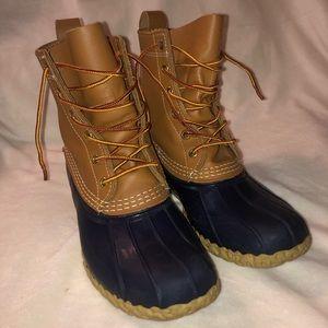"Classic L.L.Bean Women's 8"" Bean Boots"